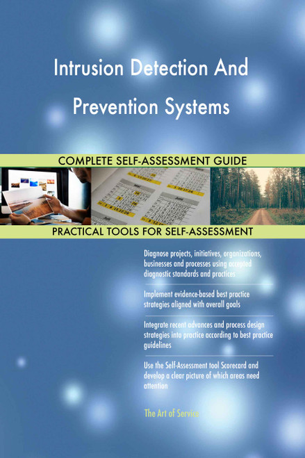 Intrusion Detection And Prevention Systems Toolkit
