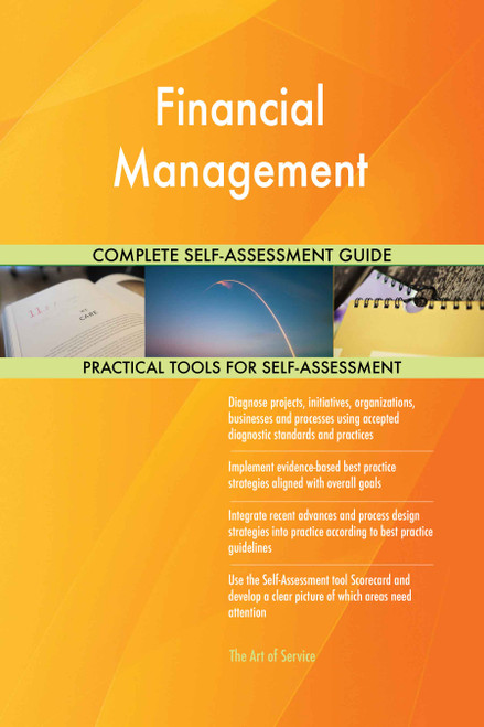 Financial Management Toolkit
