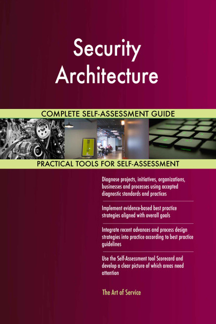 Security Architecture Toolkit
