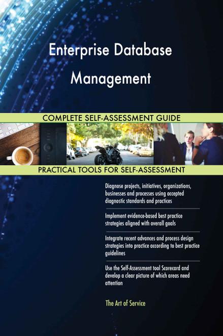 Enterprise Database Management Toolkit