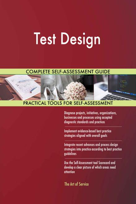 Test Design Toolkit