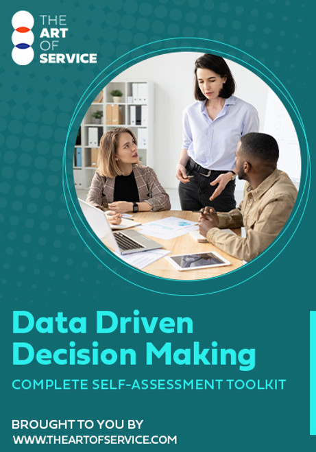 Data Driven Decision Making Toolkit