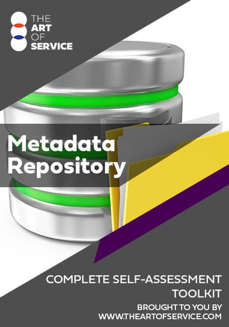 Metadata Repository Toolkit