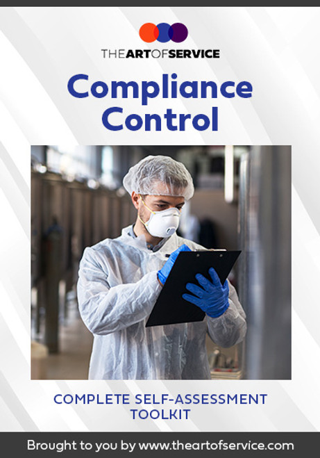 Compliance Control Toolkit