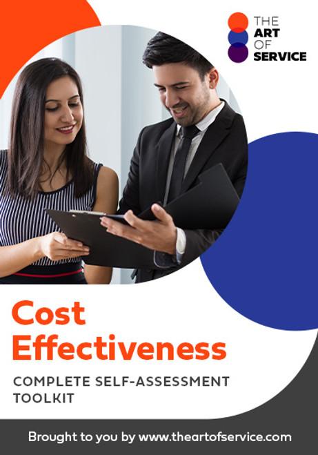 Cost Effectiveness Toolkit