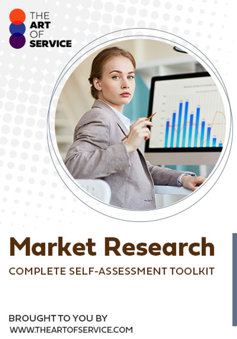 Market Research Toolkit