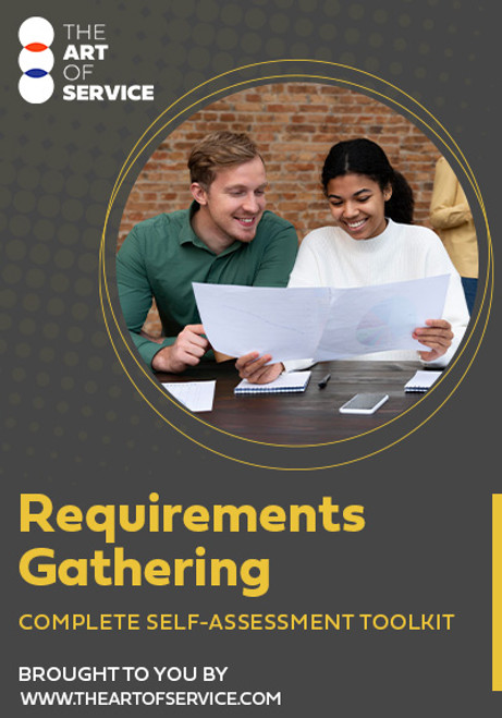 Requirements Gathering Toolkit