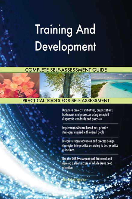 Training And Development Toolkit