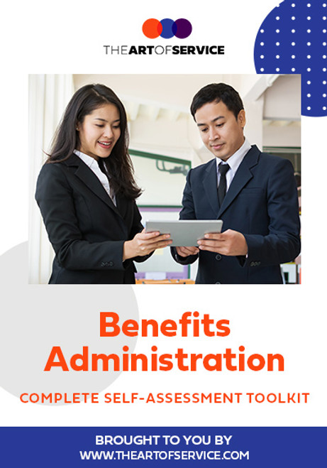 Benefits Administration Toolkit