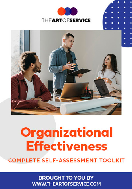 Organizational Effectiveness Toolkit