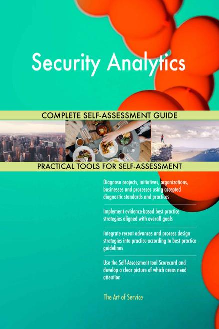 Security Analytics Toolkit