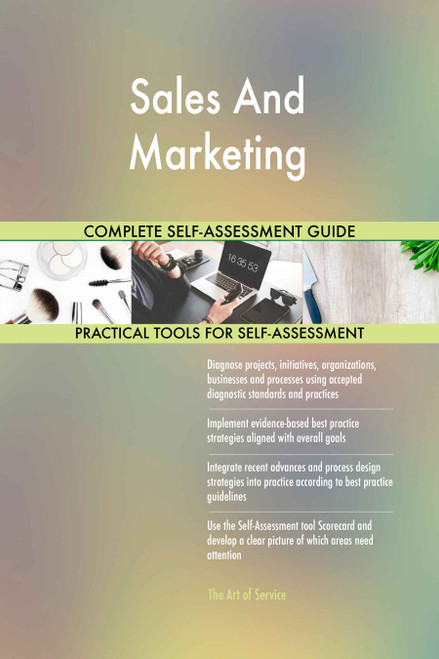 Sales And Marketing Toolkit