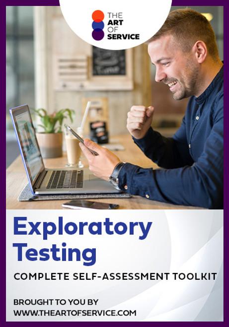 Exploratory Testing Toolkit