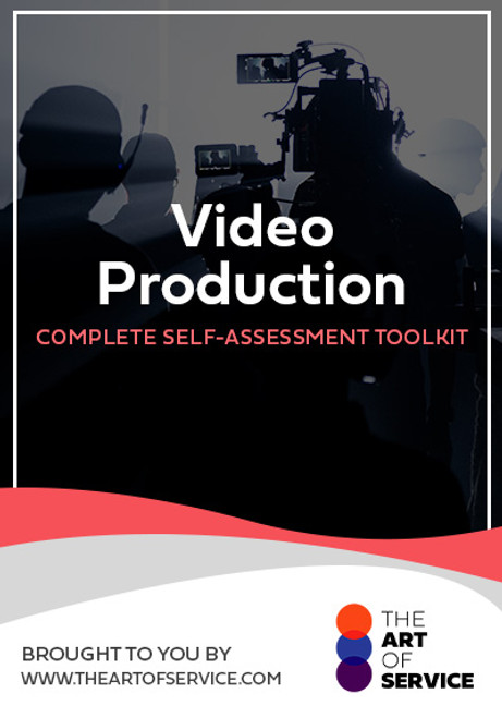 Video Production Toolkit