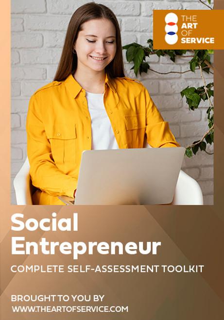 Social Entrepreneur Toolkit