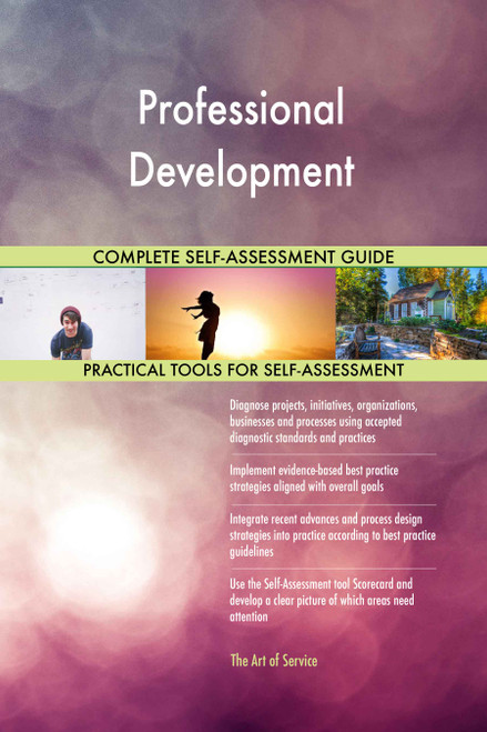 Professional Development Toolkit