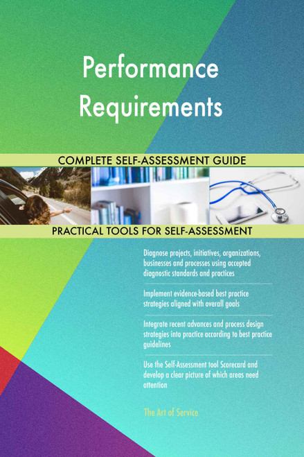 Performance Requirements Toolkit