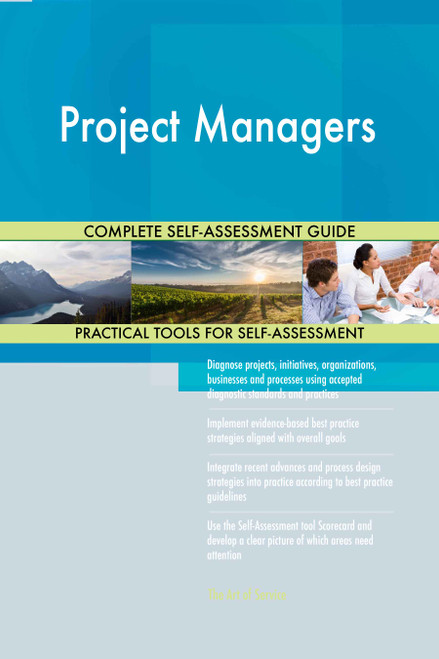 Project Managers Toolkit
