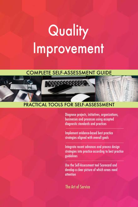 Quality Improvement Toolkit