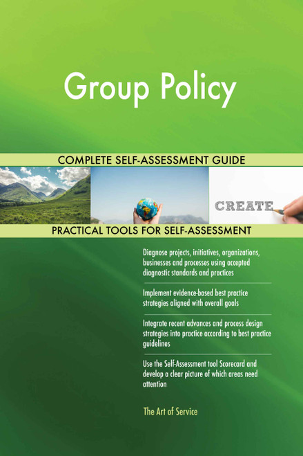 Group Policy Toolkit