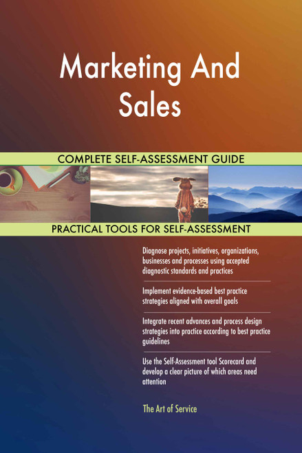Marketing And Sales Toolkit