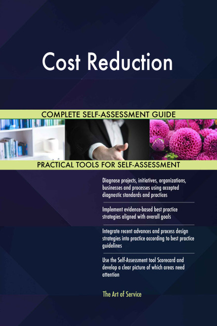 Cost Reduction Toolkit