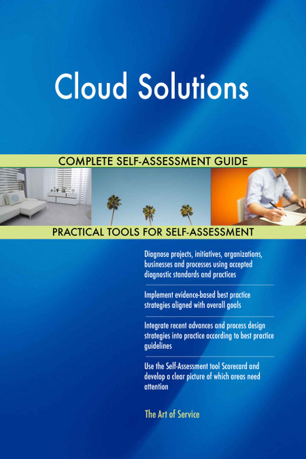 Cloud Solutions Toolkit