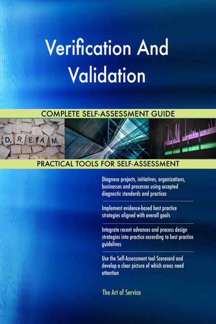 Verification And Validation Toolkit