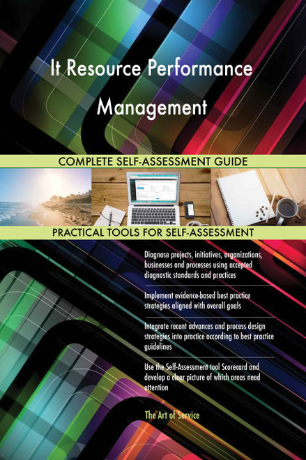 It Resource Performance Management Toolkit