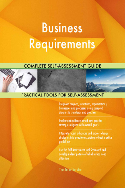 Business Requirements Toolkit