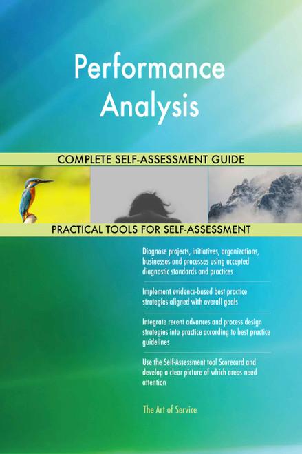 Performance Analysis Toolkit