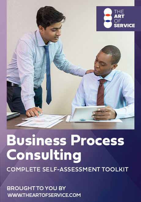 Business Process Consulting Toolkit