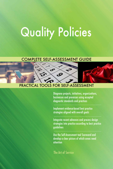Quality Policies Toolkit