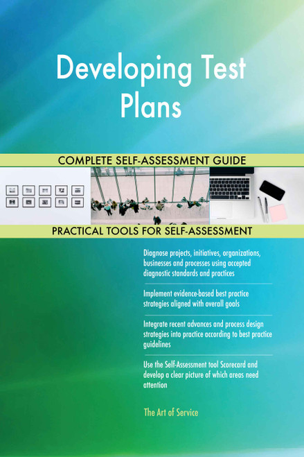 Developing Test Plans Toolkit