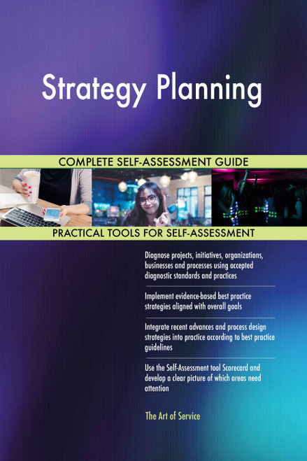 Strategy Planning Toolkit