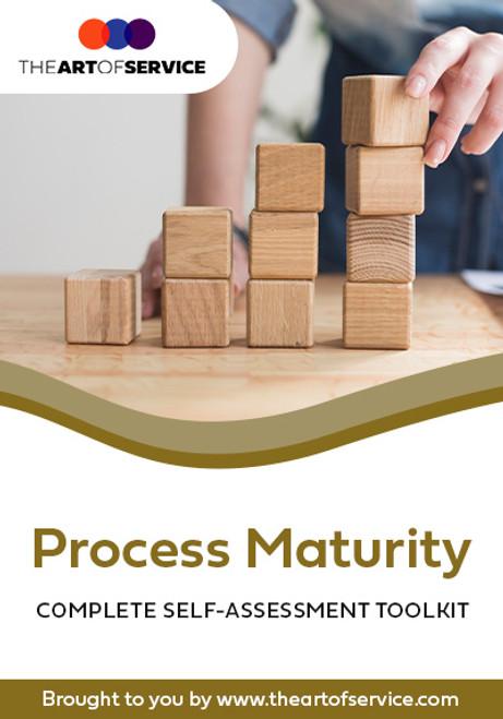 Process Maturity Toolkit