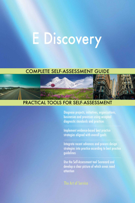E Discovery Toolkit