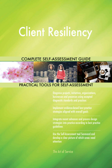 Client Resiliency Toolkit