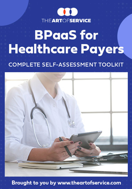 BPaaS For Healthcare Payers