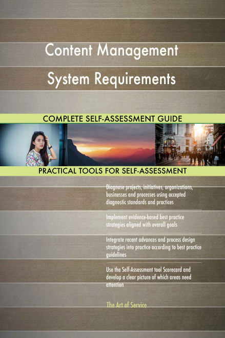 Content Management System Requirements Toolkit