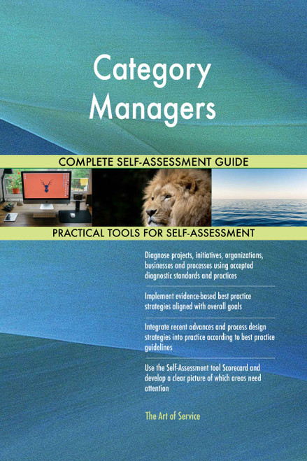 Category Managers Toolkit
