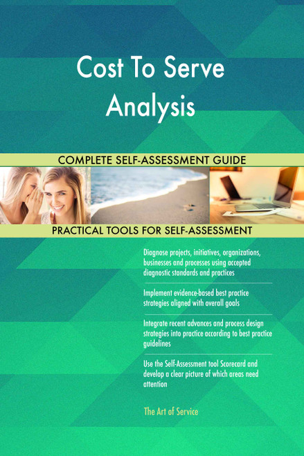 Cost To Serve Analysis Toolkit