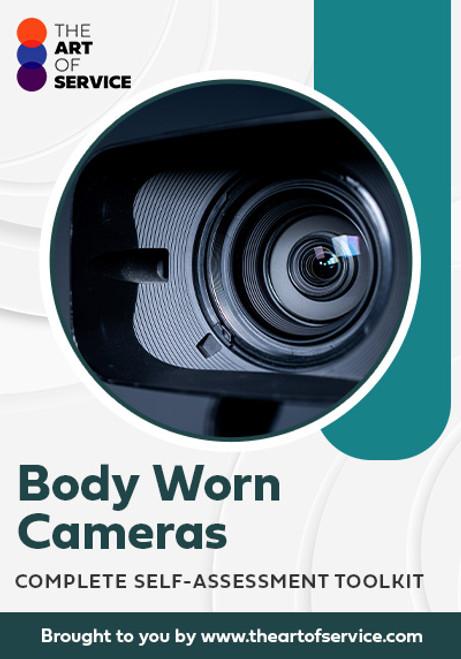 Body Worn Cameras Toolkit