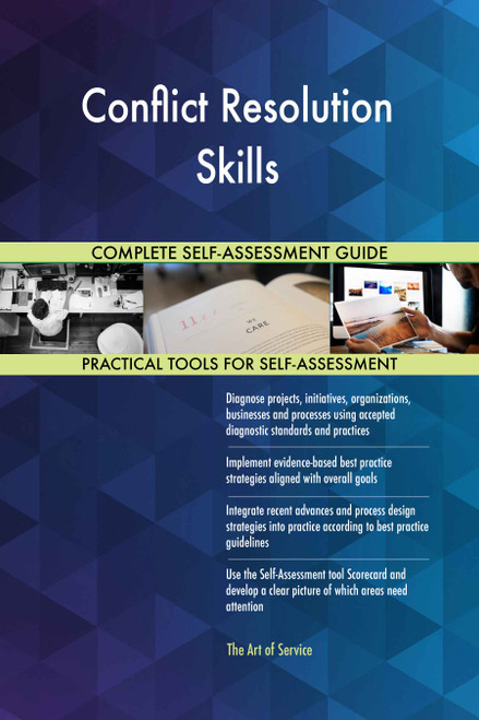 Conflict Resolution Skills Toolkit