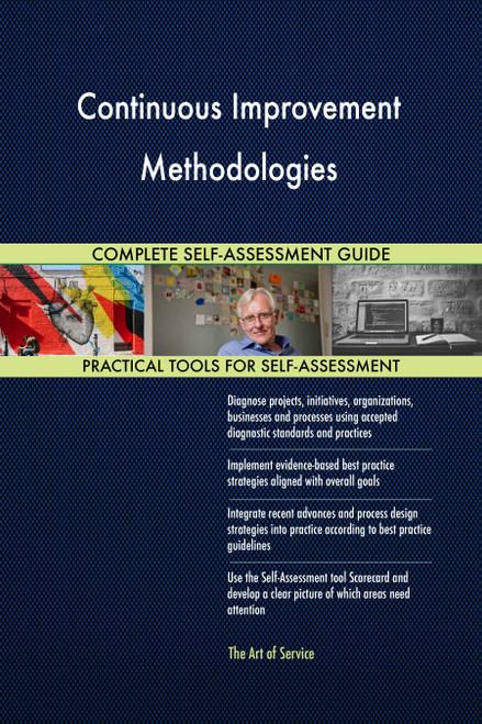 Continuous Improvement Methodologies Toolkit