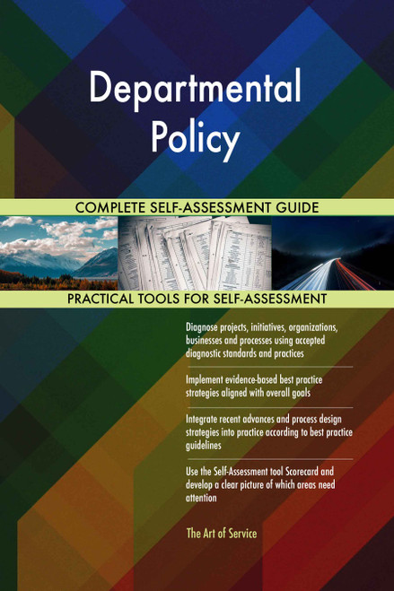 Departmental Policy Toolkit