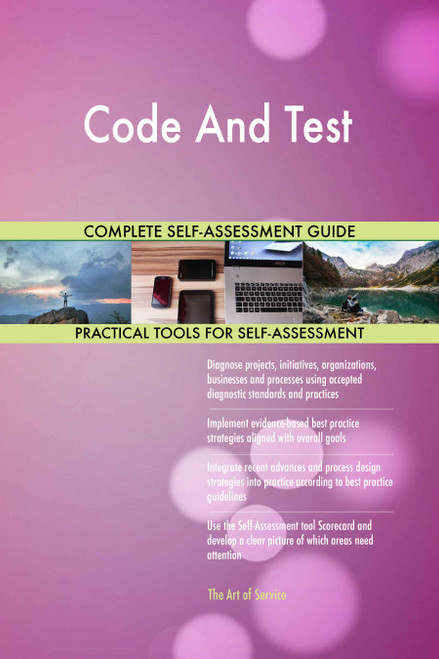 Code And Test Toolkit