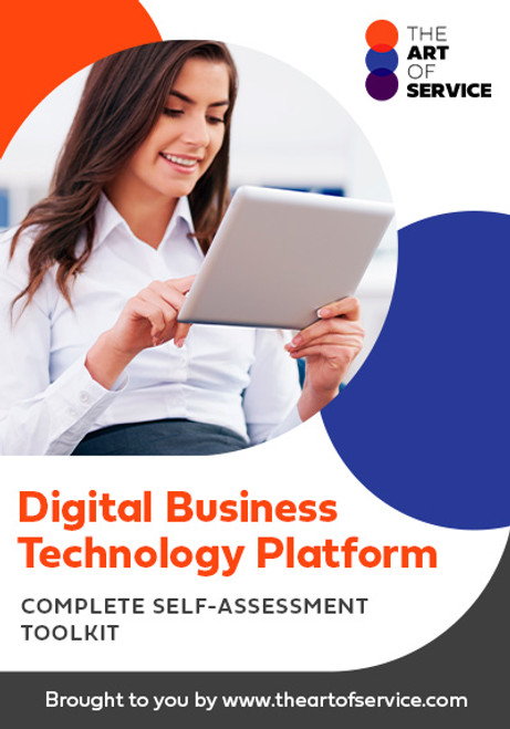 Digital Business Technology Platform Toolkit