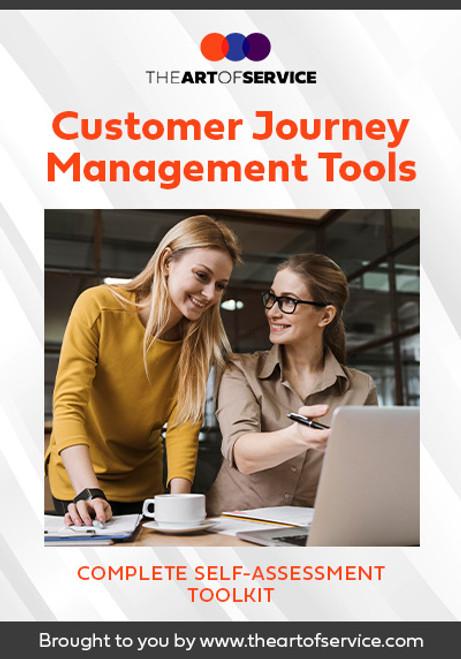 Customer Journey Management Tools Toolkit