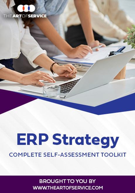 ERP Strategy Toolkit